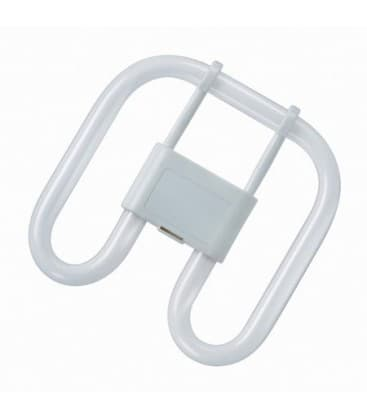 2D Cfl Square 28W 827 GR8 2PIN SQUARE-28-827-2P 4050300816913