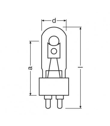 HQI-t   70W-wdl UVS G12