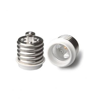 Lampenhalteradapter von E40 stecker zu E27 fassung