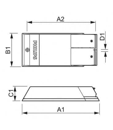 HID-PV  E 35/I 220-240V CDM
