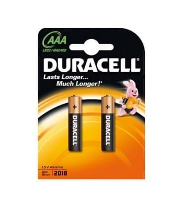LR03 AAA alkaline 1.5V Blister de 2