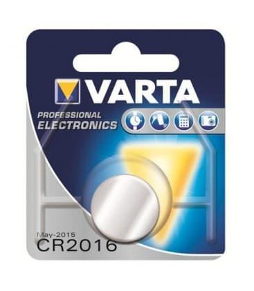 CR2016 Litij 3V 90mAh 6016 CR2016 4008496276639
