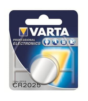 CR2025 Lithium 3V
