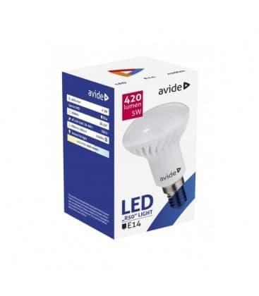 Led R50 5W CW E14 ABR50CW-5W 5999562282823