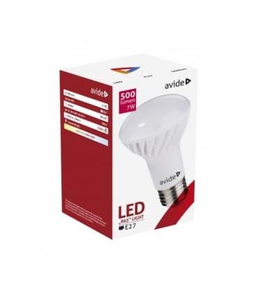 LED R63 7W WW E27
