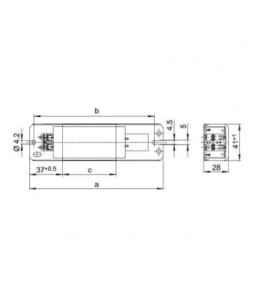 Ballast L15.329 230V 50HZ T8