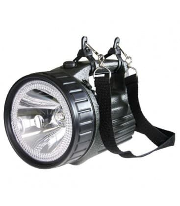Halógeno recargable linterna EXPERT 3810