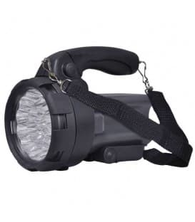 Antorcha recargable 18 LED