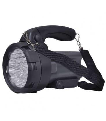 Torcia ricaricabile 18 LED