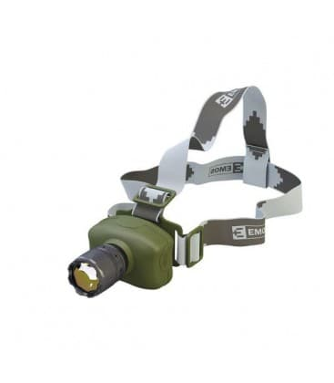 Headlamp LED 3W CREE 3xAAA+ zoom