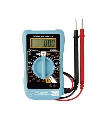 Digitalni multimeter EM320A M0320 8592920002018