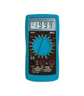Multímetro digital EM391