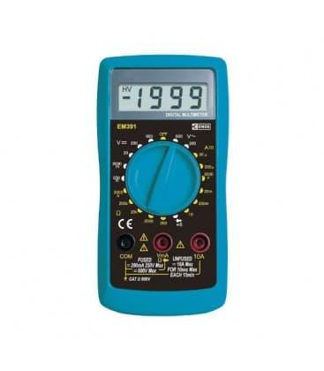 Multímetro digital EM391 M0391 8595025361479