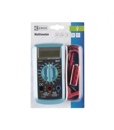 Digital multimeter EM391