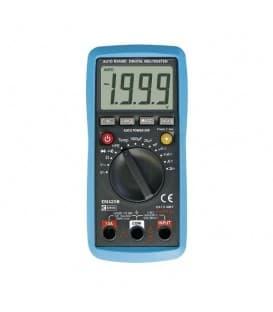 Más sobre Multímetro digital EM420B