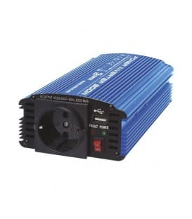Inverseur de puissance 12V / 230V 300W