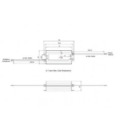 APV-12-12, 12V / 12W / IP30