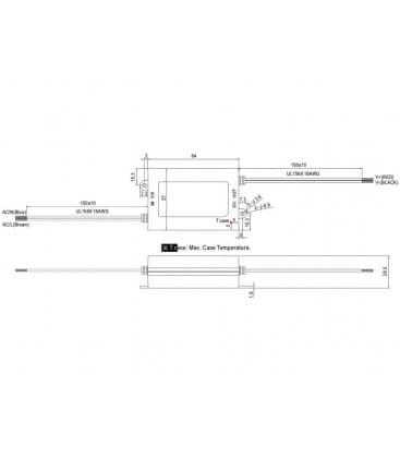 APV-25-12, 12V / 25W / IP30