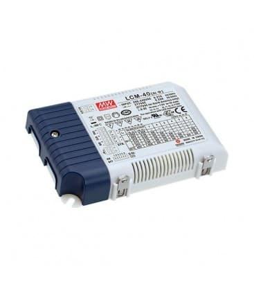 LCM-40, 2-100V / 40W / IP20