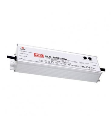 HLG-100H-24, 24V / 96W / IP67