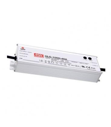 HLG 100H 24B 24V 96W IP67 HLG-100H-24B