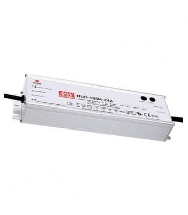 HLG-185H-12A, 12V / 156W / IP65