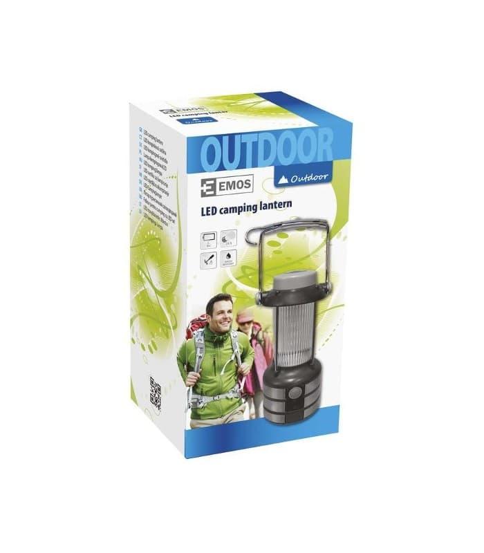 Emos Camping lantern LED 4xC battery p4003 8595025352309 ...