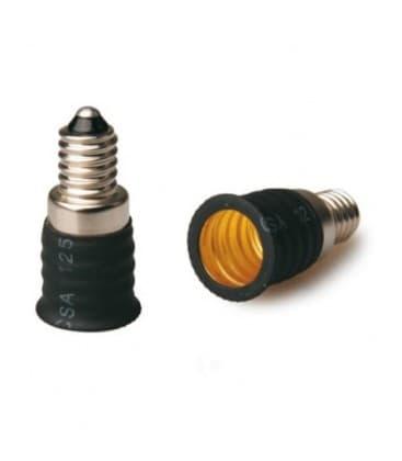Lampenhalteradapter von E10 stecker zu E14 fassung