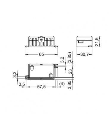 LEDline ECXe  350.018 8W 350mA