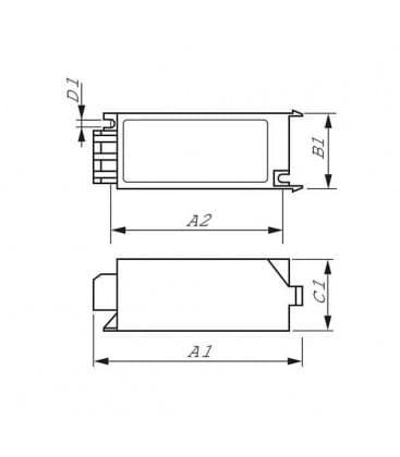 SX 72 35-55W 220-240V 50-60Hz Zundgerat