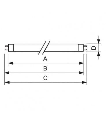 Master TL-D 37=58W-865 G13 Power Saver Set
