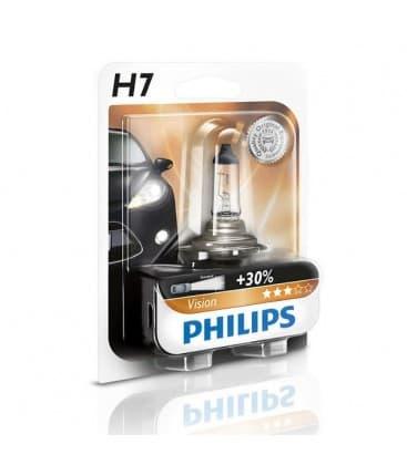 H7 12V 55W PX26d Vision+30