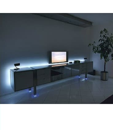 LED strips 12V 5050 7,2W/m IP20 cool white