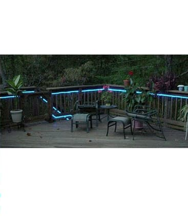 LED strips 12V 5050 7,2W/m IP65 waterproof blue