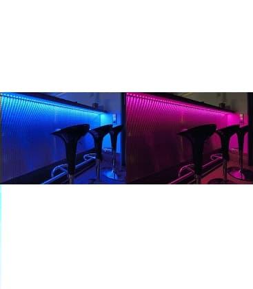 LED strips 12V 5050 7,2W/m IP68  waterproof RGB