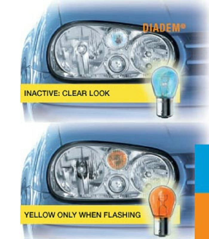 indicador parpadea ámbar 501c Nuevo 2 X Osram DIAdem Cromo wy5w o W5w T10,501