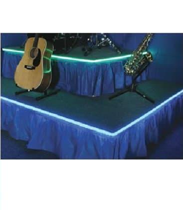 LED strips 12V 5050 14,4W/m IP65   waterproof cool white