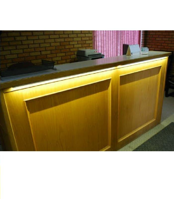 led strips 12v 5050 14 4w ip65 waterproof warm white 2123 ww vta en. Black Bedroom Furniture Sets. Home Design Ideas