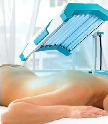 TL 100W uv-a (PUVA) Phototherapy
