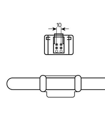 2D Watt-Miser F382DT5 38W-835 GR10q 4PIN
