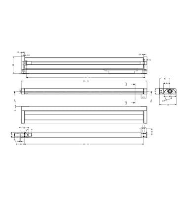 UV Pro WDS 20 UVC