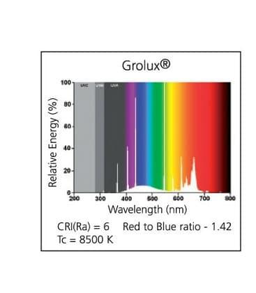 Grolux T5 F8W-GRO 8500K G5