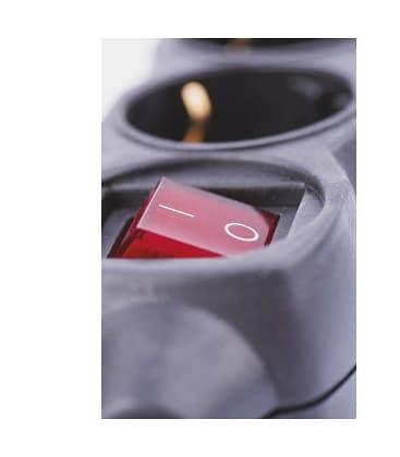 Power extension cord 1mm 4Z 5m schuko