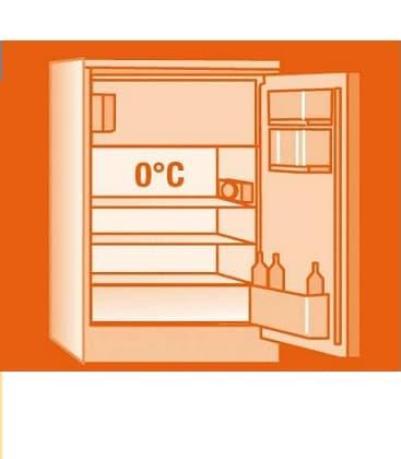 Appliance T25 CL 15W 230V E14 Fridge