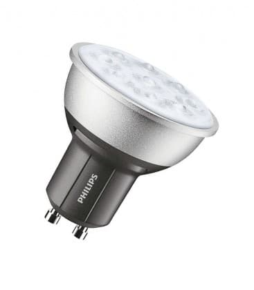 Master LEDspotMV DimTone 4.5-50W WW 230V GU10 25D Gradable