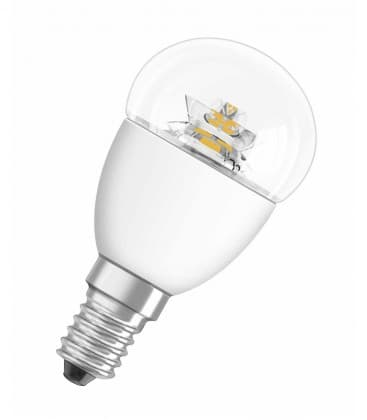 LED Superstar Classic P 25 4W-827 220-240V E14 Možnost zatemnitve