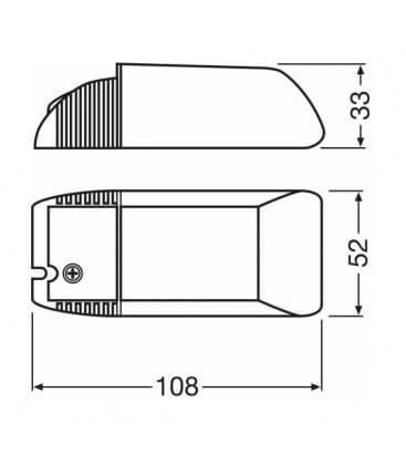 HTM 70/230-240V 20-70W miska
