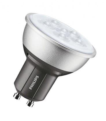 Master LEDspotMV VLE 4.3-50W 830 230V GU10 25D Dimmbar
