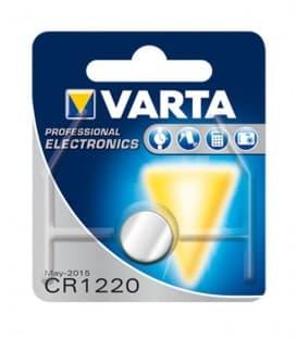 Plus de CR1220 Lithium 3V 35mAh 6220
