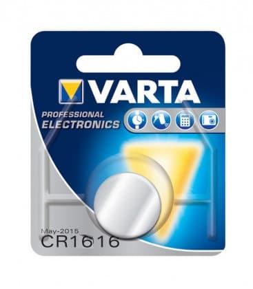 CR1616 Lithium 3V 6616